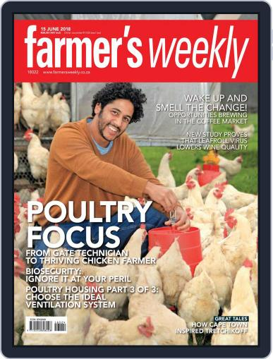 Farmer's Weekly (Digital) June 15th, 2018 Issue Cover