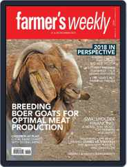 Farmer's Weekly (Digital) Subscription December 21st, 2018 Issue