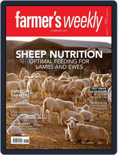 Farmer's Weekly February 8th, 2019 Digital Back Issue Cover