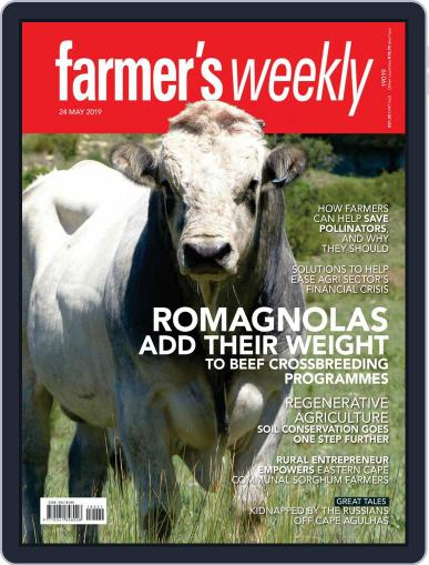 Farmer's Weekly May 24th, 2019 Digital Back Issue Cover