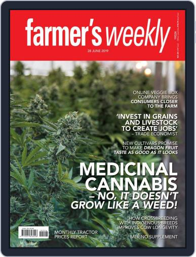 Farmer's Weekly June 28th, 2019 Digital Back Issue Cover