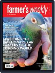 Farmer's Weekly (Digital) Subscription September 27th, 2019 Issue