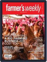 Farmer's Weekly (Digital) Subscription October 25th, 2019 Issue