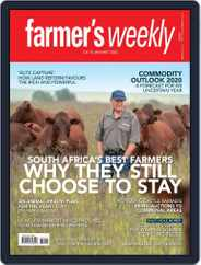 Farmer's Weekly (Digital) Subscription January 3rd, 2020 Issue
