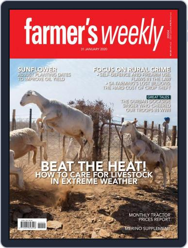 Farmer's Weekly (Digital) January 31st, 2020 Issue Cover