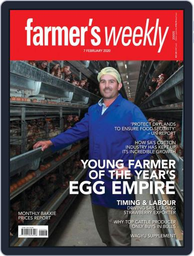 Farmer's Weekly (Digital) February 7th, 2020 Issue Cover