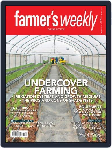 Farmer's Weekly (Digital) February 28th, 2020 Issue Cover