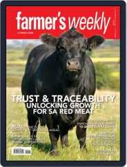 Farmer's Weekly (Digital) Subscription March 13th, 2020 Issue