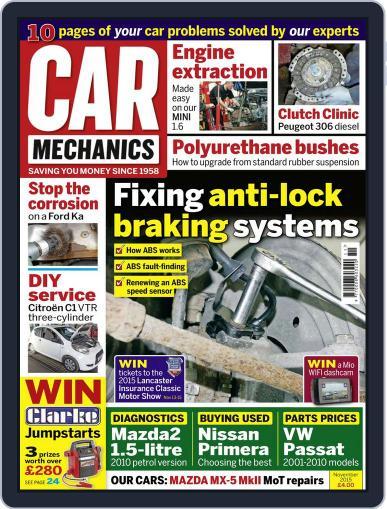 Car Mechanics November 1st, 2015 Digital Back Issue Cover