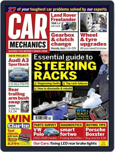 Car Mechanics (Digital) April 1st, 2016 Issue Cover