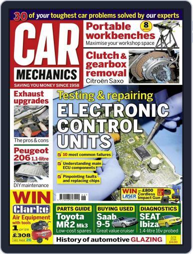 Car Mechanics (Digital) June 1st, 2016 Issue Cover