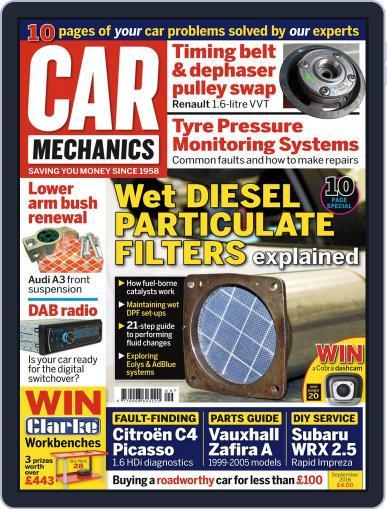 Car Mechanics (Digital) September 1st, 2016 Issue Cover