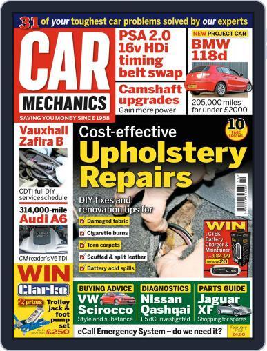 Car Mechanics (Digital) February 1st, 2017 Issue Cover
