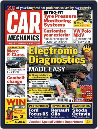 Car Mechanics (Digital) June 1st, 2017 Issue Cover