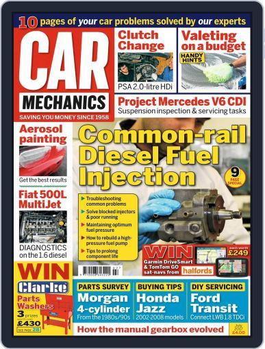 Car Mechanics (Digital) July 1st, 2017 Issue Cover