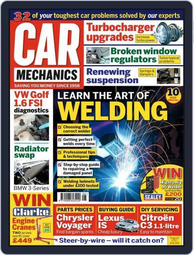 Car Mechanics (Digital) August 1st, 2017 Issue Cover