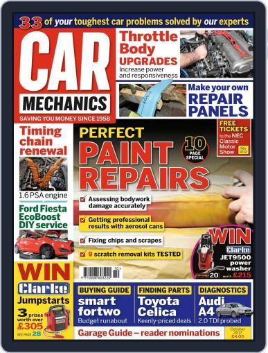Car Mechanics (Digital) October 1st, 2017 Issue Cover