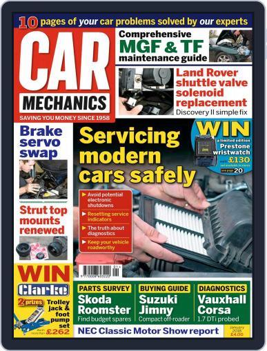 Car Mechanics January 1st, 2018 Digital Back Issue Cover