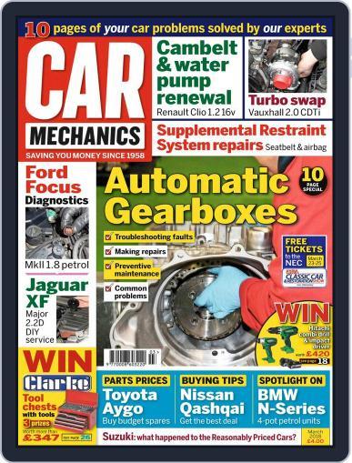 Car Mechanics (Digital) March 1st, 2018 Issue Cover