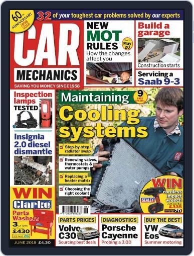 Car Mechanics (Digital) June 1st, 2018 Issue Cover