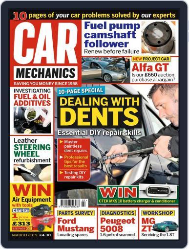 Car Mechanics (Digital) March 1st, 2019 Issue Cover