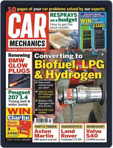 Car Mechanics (Digital) May 1st, 2019 Issue Cover