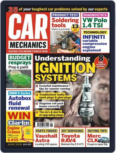Car Mechanics (Digital) June 1st, 2019 Issue Cover