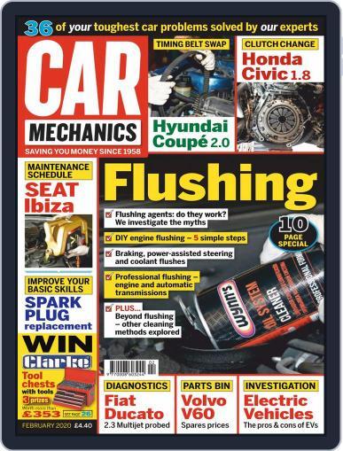 Car Mechanics (Digital) February 1st, 2020 Issue Cover