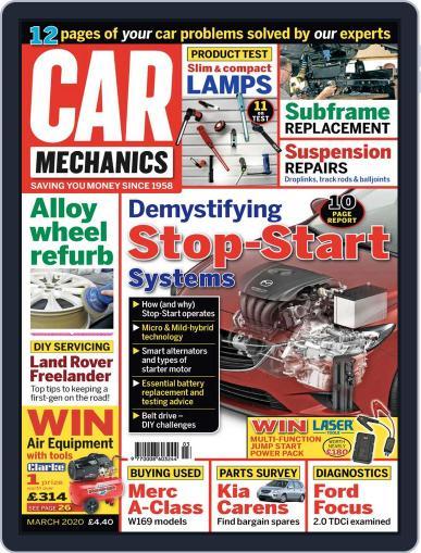 Car Mechanics (Digital) March 1st, 2020 Issue Cover