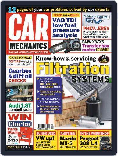 Car Mechanics (Digital) May 1st, 2020 Issue Cover