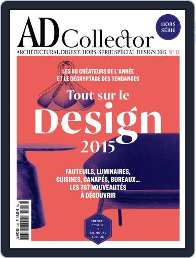 AD Collector Magazine (Digital) September 1st, 2015 Issue Cover