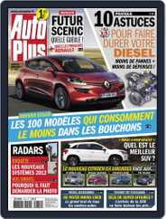 Auto Plus France (Digital) Subscription April 15th, 2012 Issue