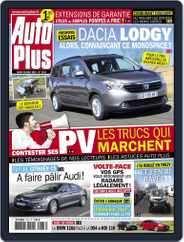 Auto Plus France (Digital) Subscription April 22nd, 2012 Issue
