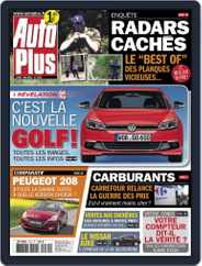 Auto Plus France (Digital) Subscription May 6th, 2012 Issue