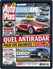 Auto Plus France (Digital) Subscription May 18th, 2012 Issue