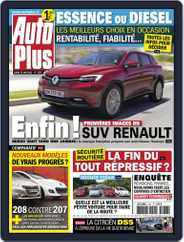 Auto Plus France (Digital) Subscription May 20th, 2012 Issue