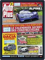 Auto Plus France (Digital) Subscription May 27th, 2012 Issue