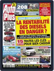 Auto Plus France (Digital) Subscription June 4th, 2012 Issue