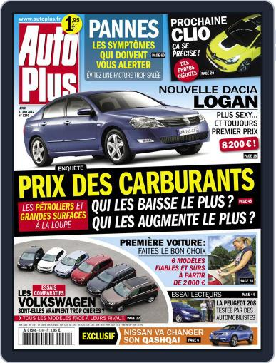 Auto Plus France (Digital) June 10th, 2012 Issue Cover