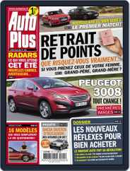 Auto Plus France (Digital) Subscription June 17th, 2012 Issue