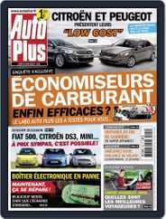 Auto Plus France (Digital) Subscription June 24th, 2012 Issue