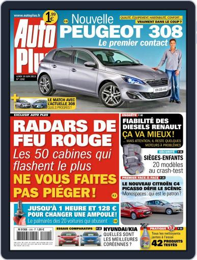 Auto Plus France (Digital) June 9th, 2013 Issue Cover