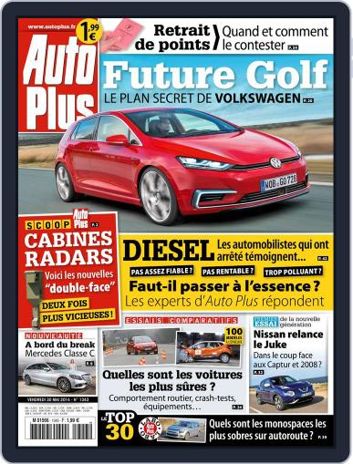 Auto Plus France May 30th, 2014 Digital Back Issue Cover