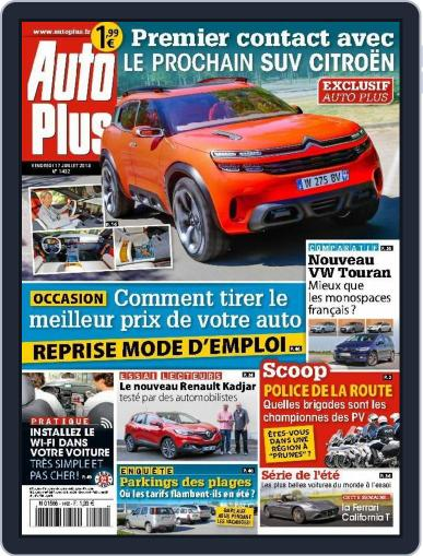 Auto Plus France (Digital) July 16th, 2015 Issue Cover