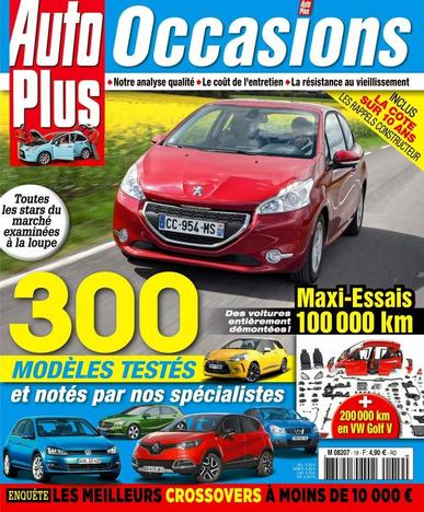 Auto Plus France (Digital) June 3rd, 2016 Issue Cover