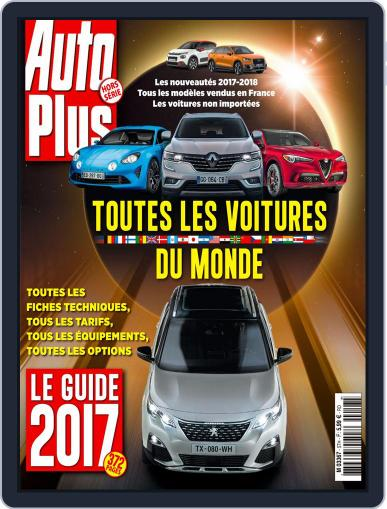 Auto Plus France (Digital) January 1st, 2017 Issue Cover