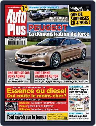 Auto Plus France (Digital) April 28th, 2017 Issue Cover