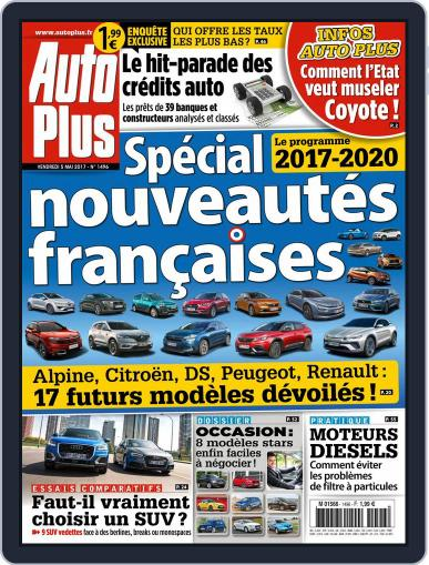 Auto Plus France May 5th, 2017 Digital Back Issue Cover