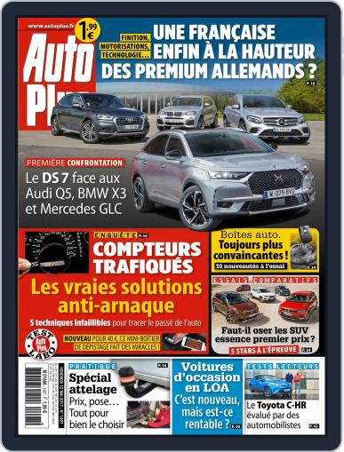 Auto Plus France (Digital) May 12th, 2017 Issue Cover