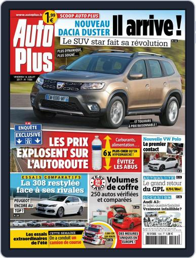Auto Plus France July 13th, 2017 Digital Back Issue Cover